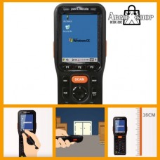 Coletor de Dados Compex PM200 com Windows CE 6.0 Core